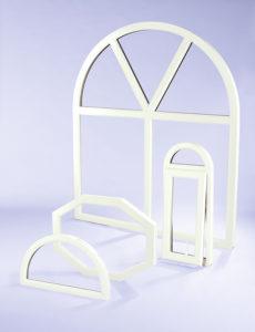 Arched Frames