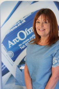 Suzanne from ArcOframe's Accounts Team