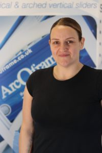 ArcOframe's Customer Services Sian