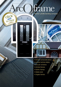 ArcOframe Brochure Front Cover