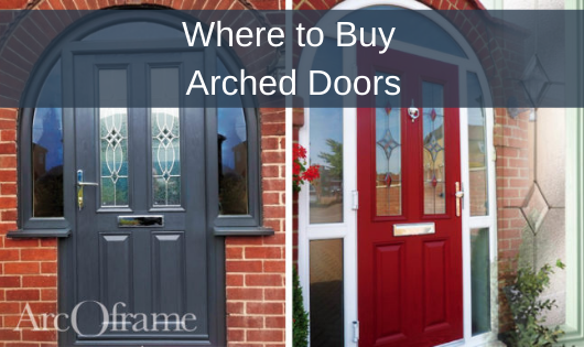 Where to Buy Arched Doors