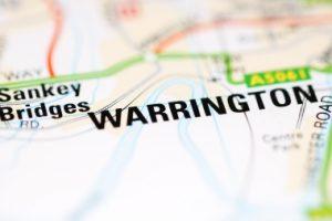 warrington map - arcoframe